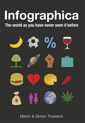 Infographica: The World as You Have Never Seen it Before (Paperback)