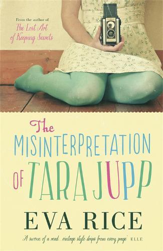 The Misinterpretation of Tara Jupp (Paperback)