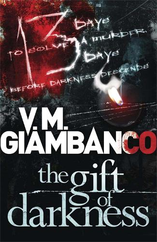 The Gift of Darkness - Detective Alice Madison (Paperback)