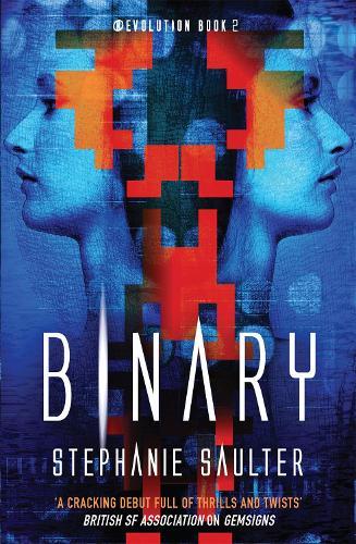 Binary:  (R)Evolution Book 2 - (R)Evolution (Paperback)