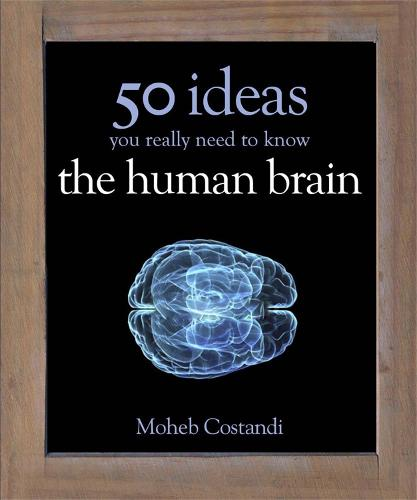 50 Human Brain Ideas You Really Need to Know - 50 Ideas You Really Need to Know series (Hardback)