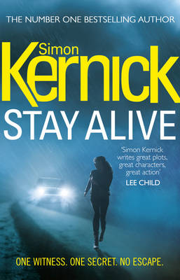Stay Alive: (Scope 2) (Hardback)