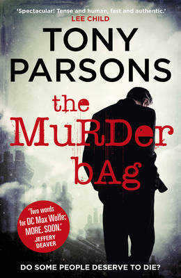 The Murder Bag: The thrilling Richard and Judy Book Club pick (DC Max Wolfe) - DC Max Wolfe (Hardback)
