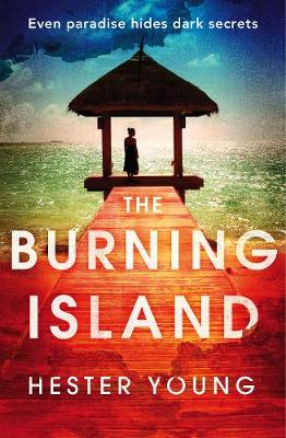 The Burning Island (Paperback)