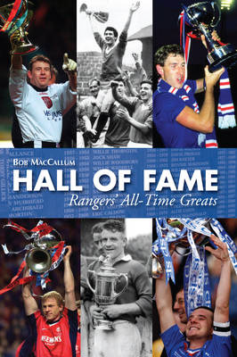Hall of Fame: Rangers' All-Time Greats (Paperback)