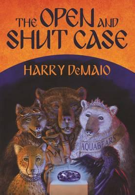 The Open and Shut Case: Octavius Bear: Book 1 (Paperback)
