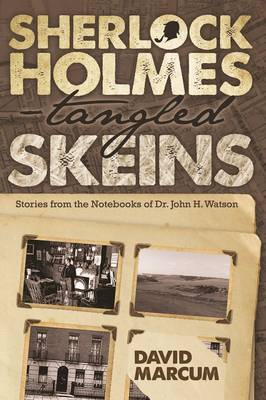 Sherlock Holmes - Tangled Skeins: Stories from the Notebooks of Dr. John H. Watson (Paperback)