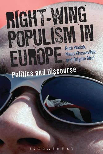 Right-Wing Populism in Europe: Politics and Discourse (Paperback)