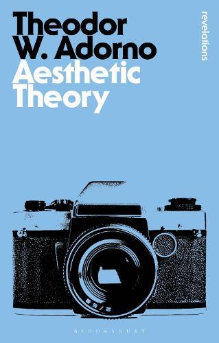 Aesthetic Theory - Bloomsbury Revelations (Paperback)