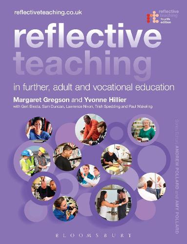 Reflective Teaching in Further, Adult and Vocational Education - Reflective Teaching (Paperback)