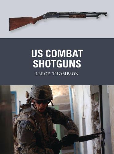 US Combat Shotguns - Weapon (Paperback)