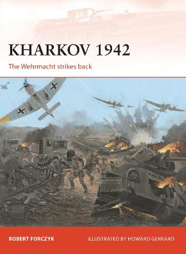 Kharkov 1942: The Wehrmacht strikes back - Campaign (Paperback)
