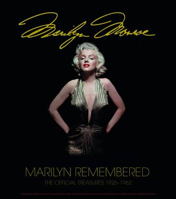 Marilyn Remembered: The Official Treasures (Hardback)