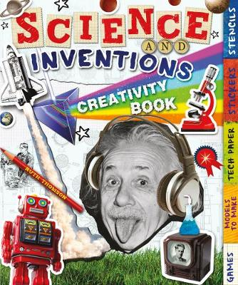 The Science and Inventions Creativity Book (Spiral bound)