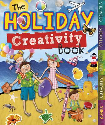 The Holiday Creativity Book (Spiral bound)
