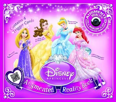 Disney Princess: An Augmented Reality Book (Hardback)