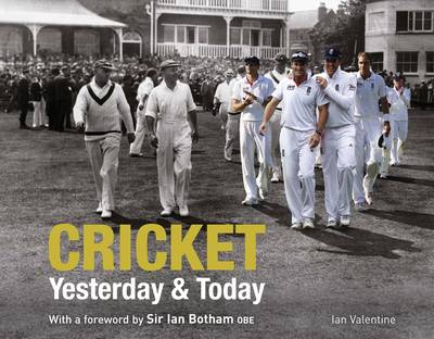 Cricket Yesterday and Today (Paperback)