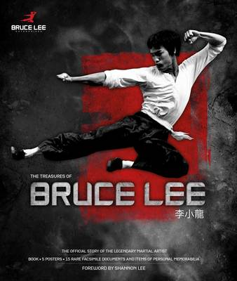 Bruce Lee Treasures (Hardback)