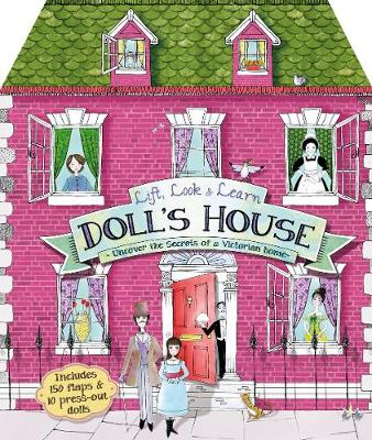 Lift, Look and Learn: Doll's House (Hardback)