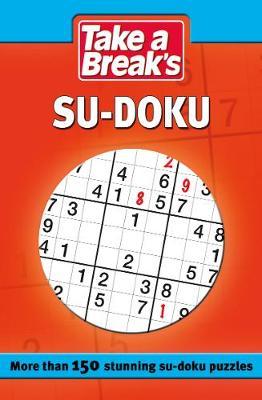 Take A Break: Su-Doku (Paperback)