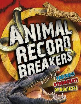 Animal Record Breakers (Paperback)