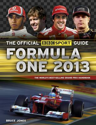 The Official BBC Sport Guide: Formula One 2013 (Paperback)