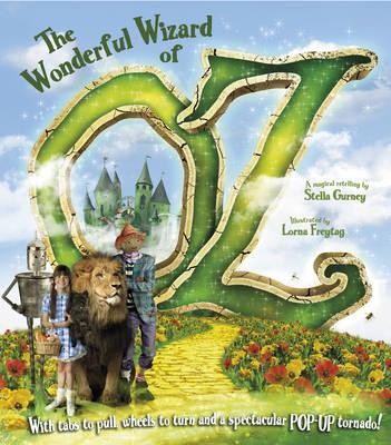 Wonderful Wizard of Oz (Hardback)