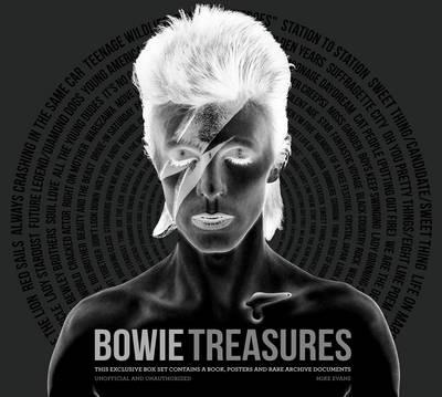 David Bowie Treasures (Hardback)