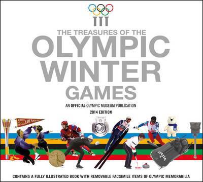 Treasures of the Olympic Winter Games (Hardback)