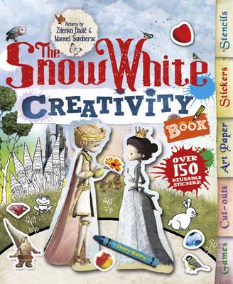 The Snow White Creativity Book (Spiral bound)
