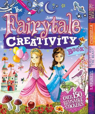 The Fairytale Creativity Book (Spiral bound)