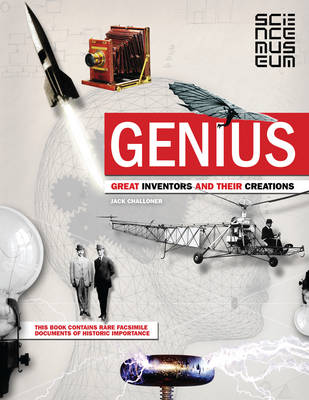 Genius; Great Inventors & their Creations (Hardback)