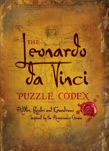 The Leonardo Da Vinci Puzzle Codex (Hardback)