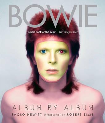 Bowie: Album by Album (Hardback)