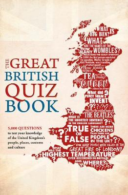 The Great British Quiz Book (Paperback)