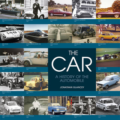 Car : A History of the Automobile (Paperback)