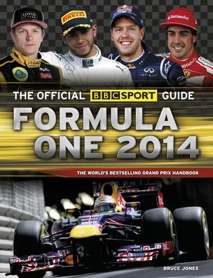 Official BBC Sport Guide: Formula One 2014 (Paperback)