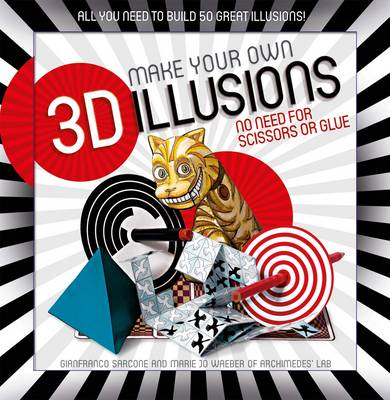 3D Illusions Pack (Paperback)