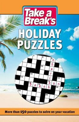 Take a Break: Holiday Puzzles (Paperback)