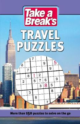 Take A Break: Travel Puzzles (Paperback)