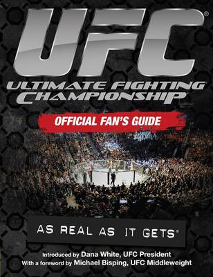 UFC Ultimate Fighting Championship: Official Fan's Guide (Paperback)