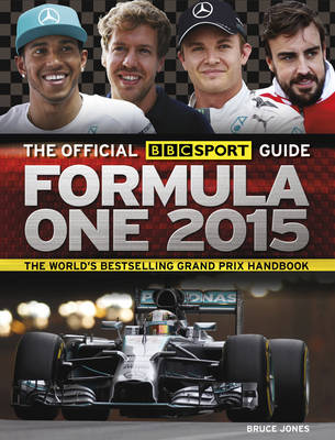 The BBC Sport Guide Formula One Grand Prix 2015 (Paperback)