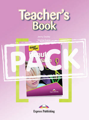 Career Paths - Beauty Salon: Teacher's Pack 2 (International)