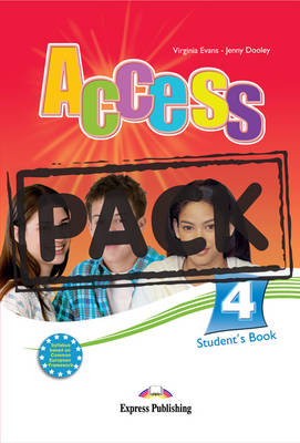 Access: Student's Pack (International) Level 4