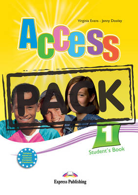 Access: Student's Pack (International) Level 1