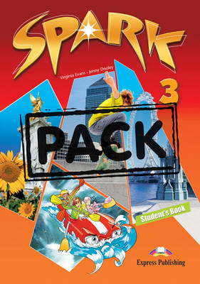 Spark: Student's Pack (International) Level 3