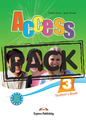 Access: Student's Pack (Hungary) Level 3