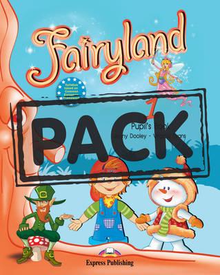 Fairyland: Pupils Pack (Hungary) Level 1