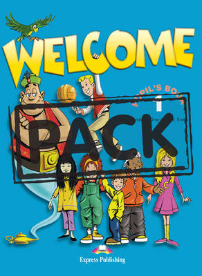 Welcome: Pupils Pack (Hungary) Level 1