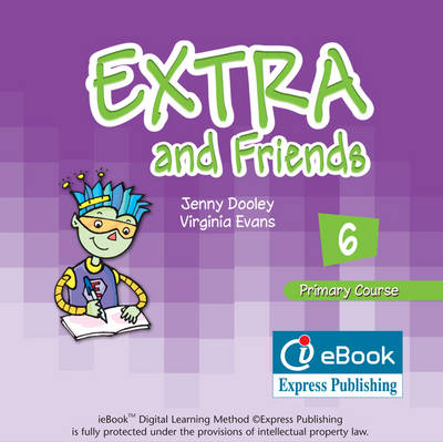 Extra & Friends: Primary Course Level 6 (DVD)